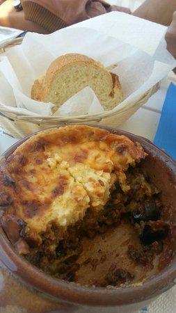 Fanari Restaurant: Moussaka