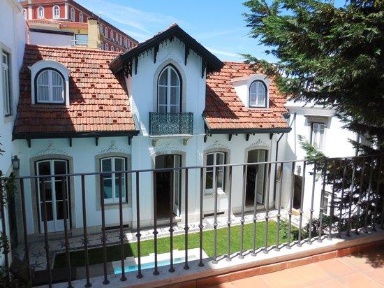 Casa Balthazar: Inner garden