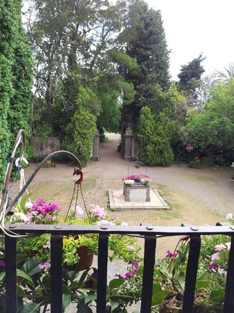 Taxi Taormina Romano Day Tours: view from Balcony in castello degli schiavi