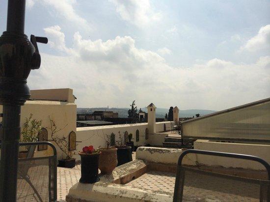 Dar Al Andalous: Terrace
