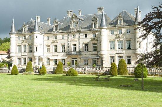 Château des Monthairons : Chateau des Monthairons
