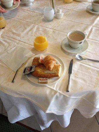 Best Western Hotel Ile De France : Petit déjeuner