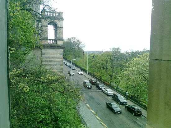 Motel One Edinburgh-Royal: Fab view