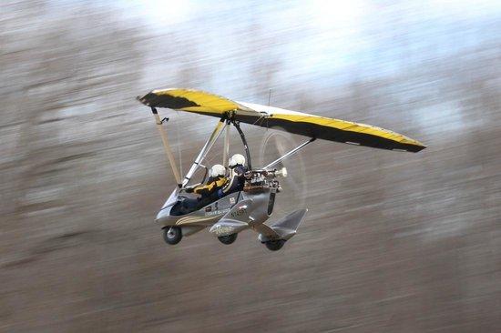 Papa Tango Aviation: Year round flying - -