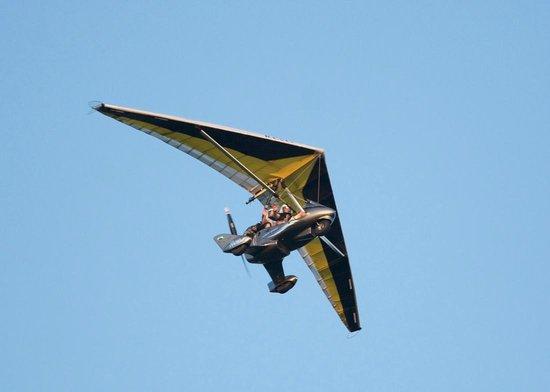 Papa Tango Aviation: Nothing but blue skies!