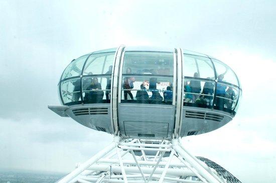 Coca-Cola London Eye: Veduta
