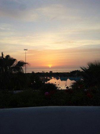 ClubHotel Riu Tikida Dunas: Sunset at Tikida Dunas
