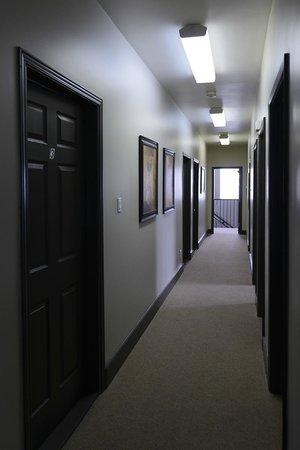 Le Gite 812: Corridor
