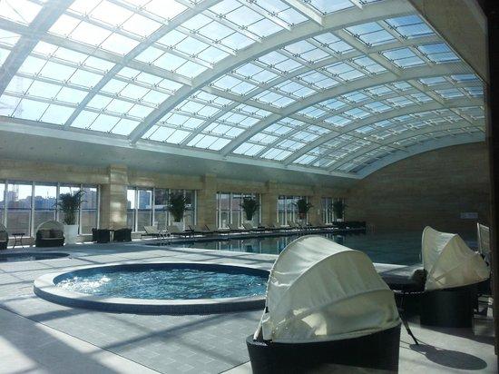 Crowne Plaza Beijing Lido: Pool