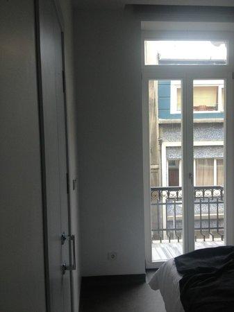 #bunk taksim: Room/ Balcony