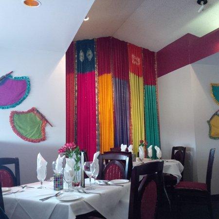 Tandoori's: inside