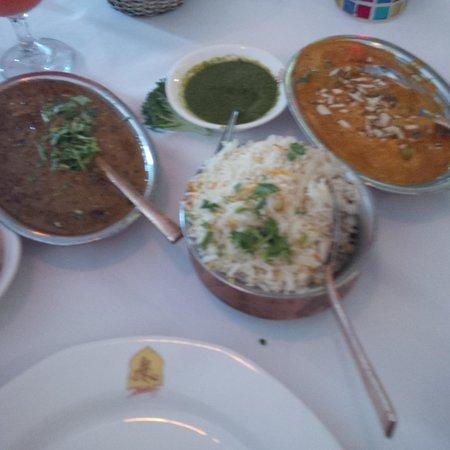 Tandoori's: supper