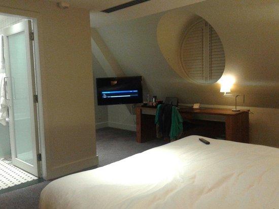 Andaz London Liverpool Street : Bedroom