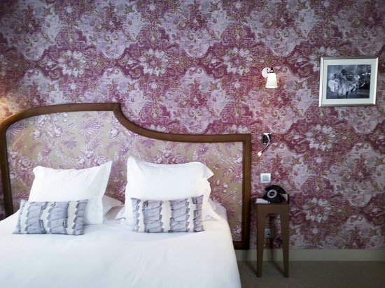 Hotel Josephine by HappyCulture: My room in Hotel Joséphine