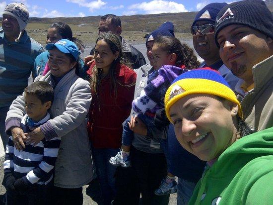 Hostal Guapulo Inti: Abajo del Cotopaxi
