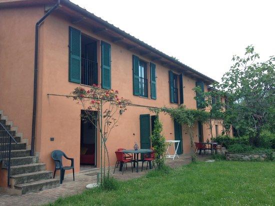 Agriturismo La Volpe e l'Uva : Our apartments