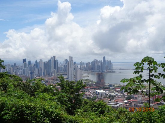 Ancon Hill: Centro de Panamá