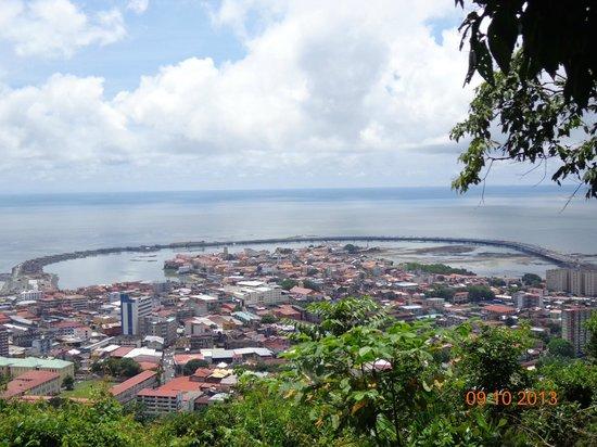 Ancon Hill: Casco Antiguo