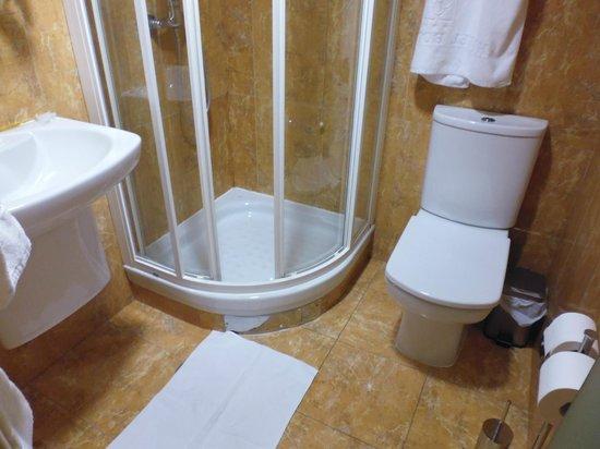 Botanico Hotel : destaque para o banheiro