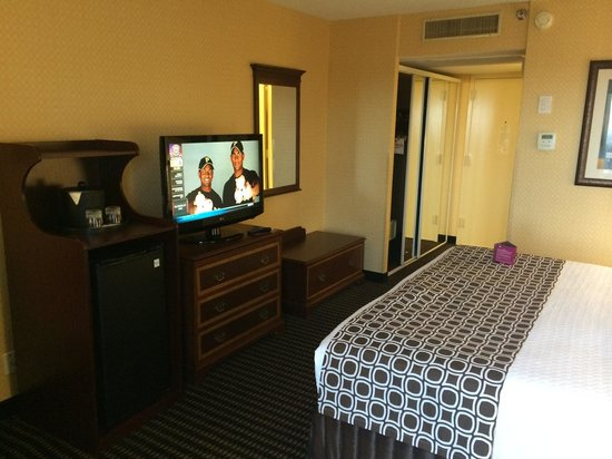 Crowne Plaza Hotel Dallas Downtown: Another picture of a standard king room.