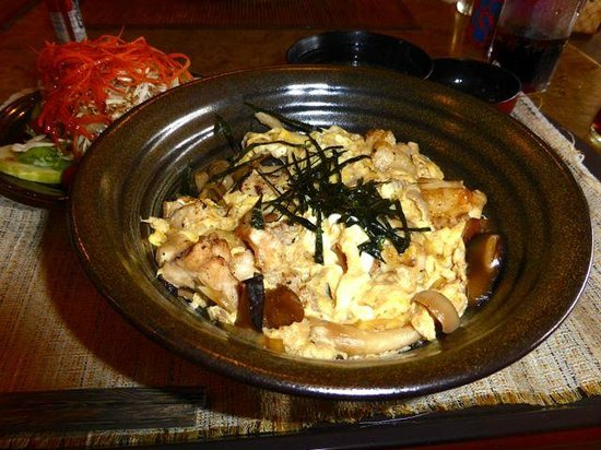 Red Snapper : 親子丼