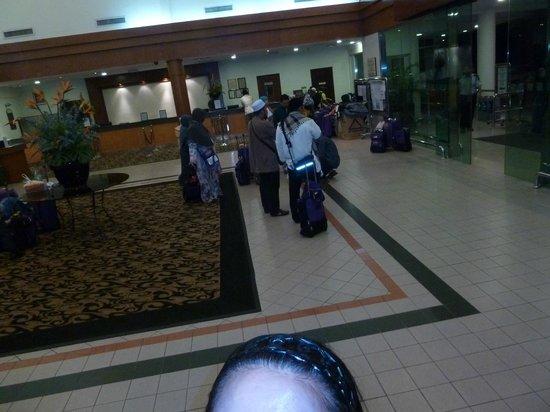 Concorde Inn Kuala Lumpur International Airport : ロビー