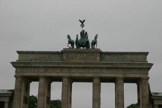 Brandenburg Gate: Puerta de Bradenburgo