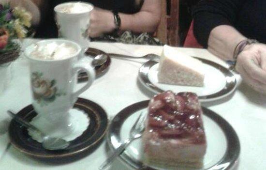 Cafe Guglhupf: Merienda