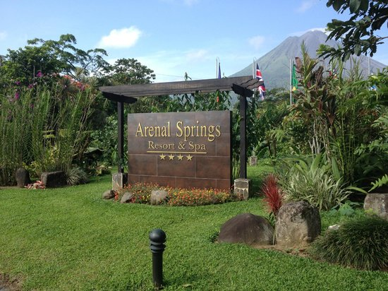Arenal Springs Resort and Spa: I would stay here again!!