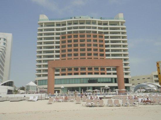 Beach Palace Cancún, Zona Hoteleira