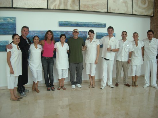 Live Aqua Beach Resort Cancun: A special good bye from the Live AQUA family