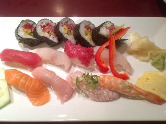 Nagashima: Omakse Sushi