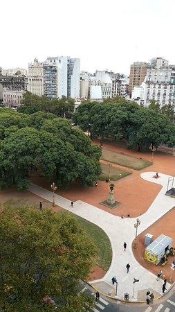 Ibis Buenos Aires: Praça do Congresso