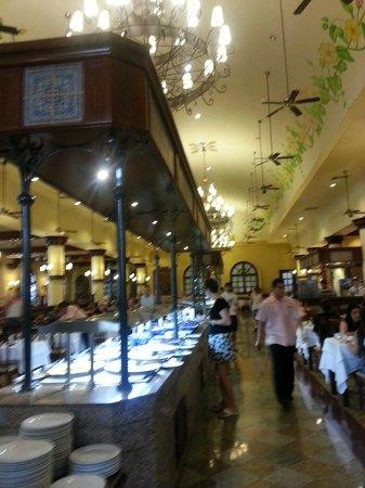 ClubHotel Riu Tequila: Restaurante Jalisco