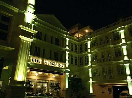 The Sterling Boutique Hotel Melaka : Facade