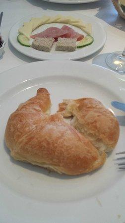 Relais Charles-Alexandre: Café da manhã