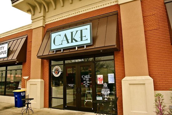 ‪CAKE Bakery & Cool Beanz Espresso Bar‬