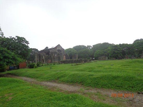 Panama La Vieja: Panamá La vieja