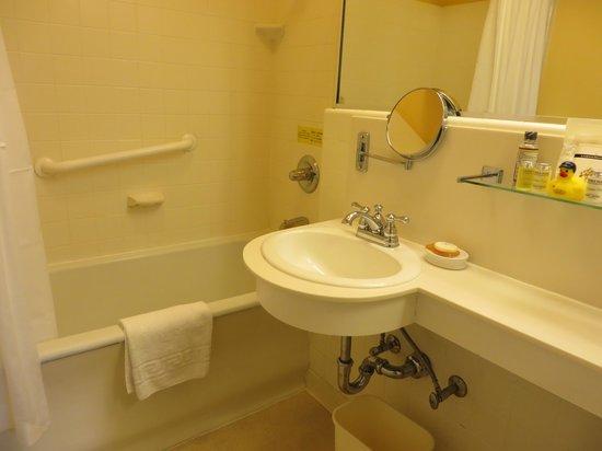 Chancellor Hotel on Union Square: Bathroom