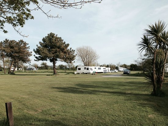 Franchis Holiday Park: Campsite