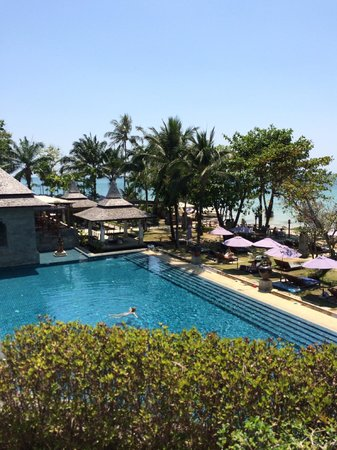 Nakamanda Resort & Spa: プールは気持ち良い