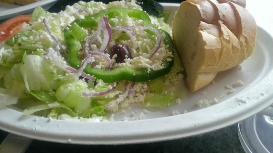 Cape Cod Cafe Incorporated: Greek Salad