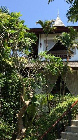 Nakamanda Resort & Spa: 植栽が良いです