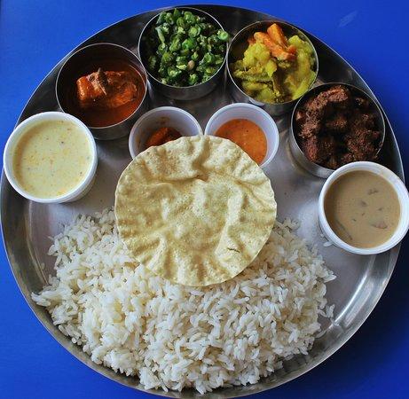 Kerala Kitchen: Kerala Plate
