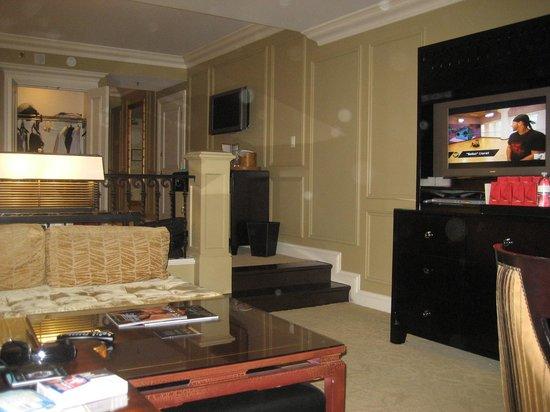 The Venetian Las Vegas: nice rooms