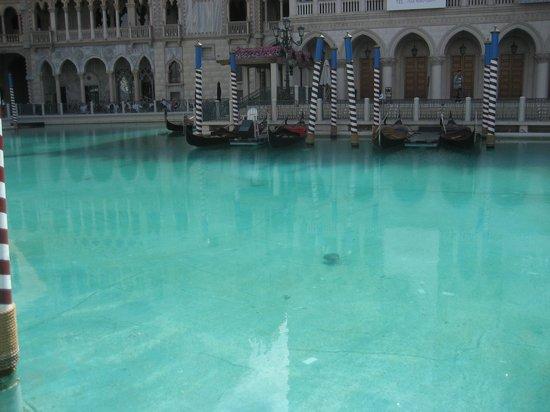 The Venetian Las Vegas: you can call it 'romantic'