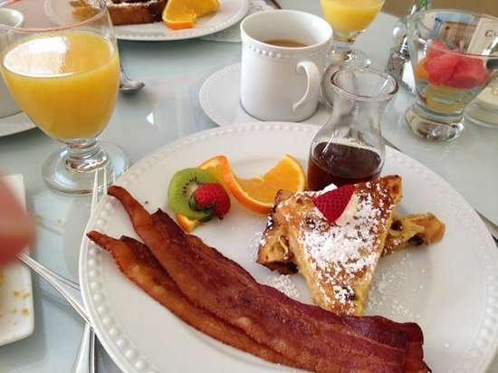 Arbor Guest House : Delicious breakfast!