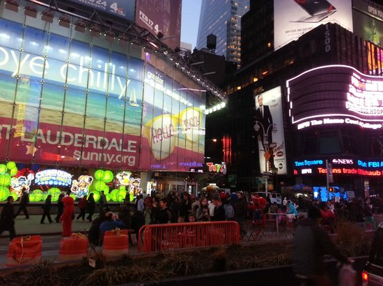 Candlewood Suites New York City Times Square: Cerca del hotel