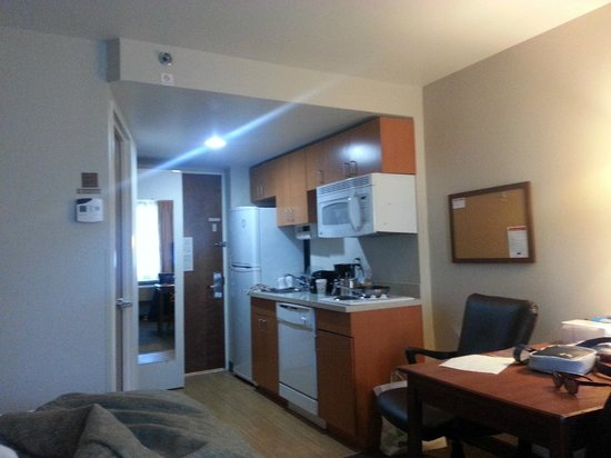 Candlewood Suites New York City Times Square: Buena habitacion