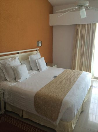 Occidental Costa Cancun: Beautiful honeoon suite